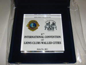 lions club walled cities
